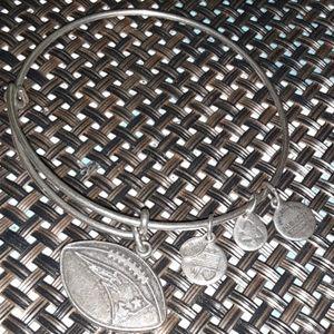 Alex & Ani Patriots Bracelet